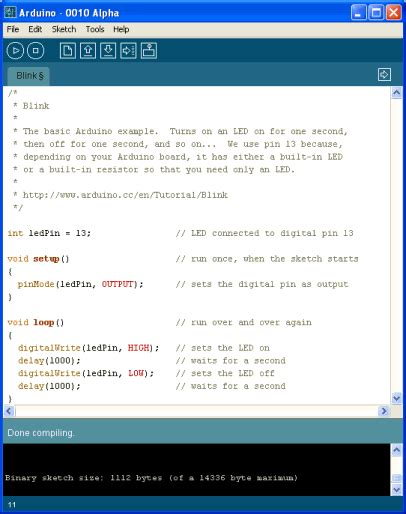 arduino tutorial nederlands el ide heserral s blog