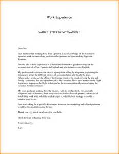 6 motivation letter ledger paper