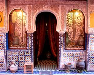 Morroco Style Moroccan Decor Marrakesh Morocco Door Photo Print Colorful