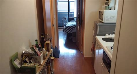 japanese studio apartment japan apartment tour studio in kagurazaka tokyo youtube