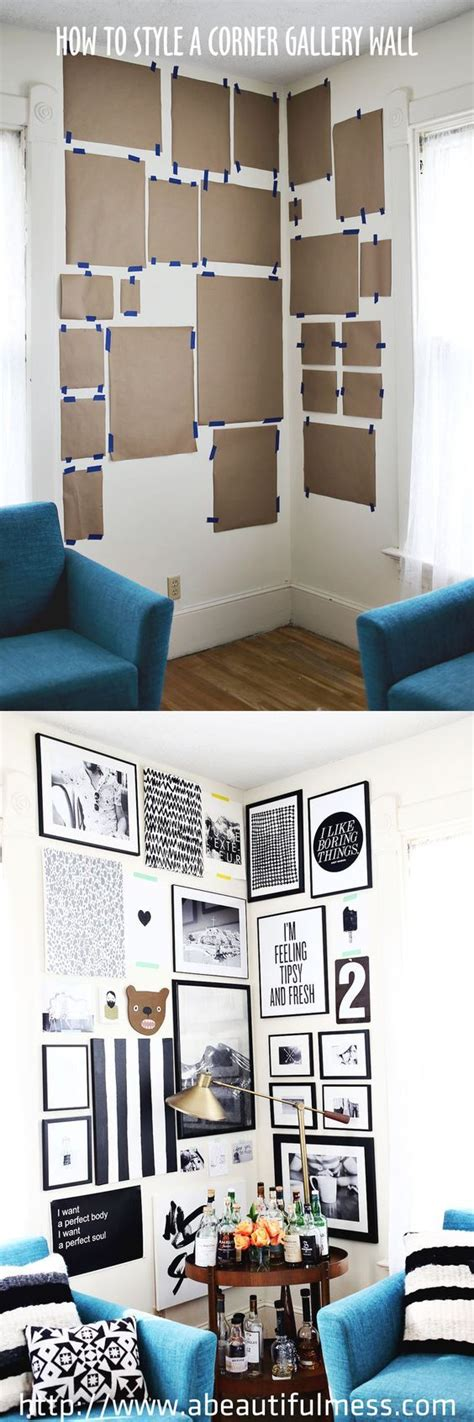 how to decorate a corner wall 25 best ideas about corner wall on pinterest corner