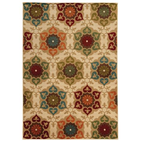 home accent rug collection home decorators collection amelia medallion multi 1 ft 10 in x 3 ft accent rug 449170 the