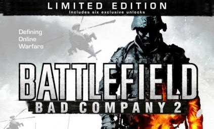 how to update my battlefield 2 ea announces battlefield bad company 2 limited edition