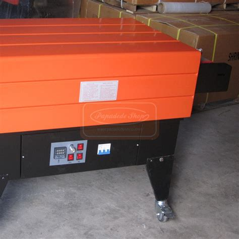 Shrink Packing Machine Bs 4525a jual thermal shrink packing machine bs 4525a m papadedeshop