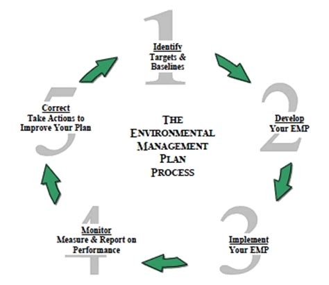environmental management plan energy efficiency