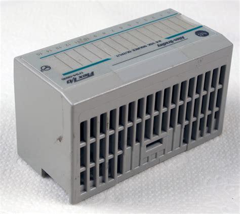 Allen Bradley 1794 Ob16 used allen bradley 1794 ob16 flex i o output module 96221871