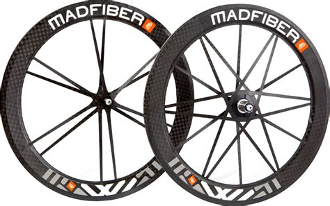 Wheel Set wiggle mad fiber carbon clincher wheelset performance wheels