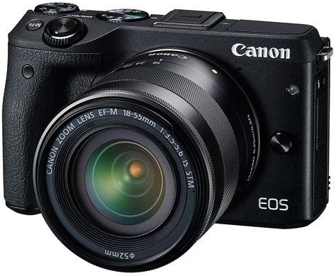 Canon Eos M3 canon eos m3 review now shooting