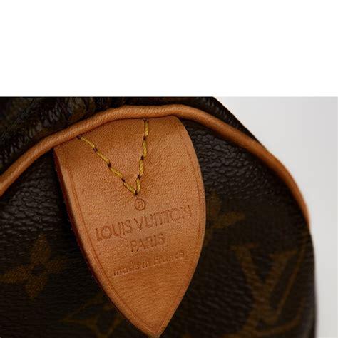 Louis Vuitton Speddy 003 louis vuitton speedy 25 1998 hb137 second handbags
