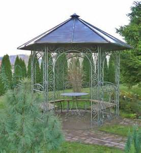 Metal Pergola Uk by Metal Gazebos Metal Design Furniture Blog