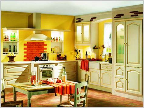 kitchen colour design ideas kitchen color yellow the color schemes info home and