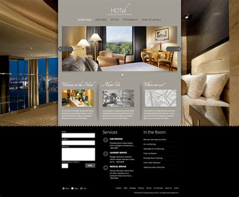 theme hotel for iphone 25 best hotel wordpress themes 2017 creativetemplate