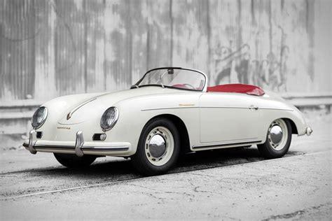 porsche 356 speedster 1956 porsche 356 a 1600 speedster uncrate
