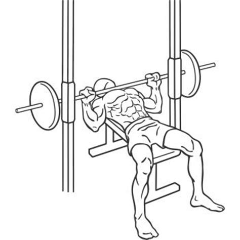 using smith machine for bench press smith machine bench press gymwolf