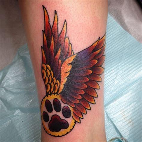 knucklehead tattoo phoenix az paw tattoo images designs