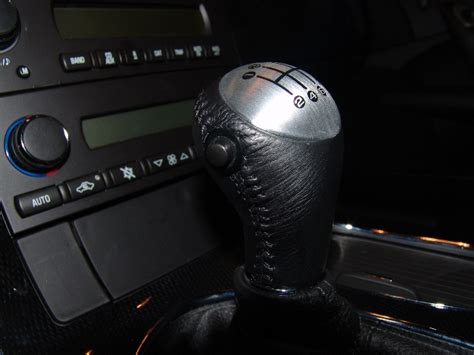 Z06 Shift Knob by Corvette Exhaust Switch Corvette Switch