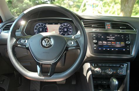 volkswagen tiguan 2018 interior vw tiguan even more beautiful under the skin wheels ca