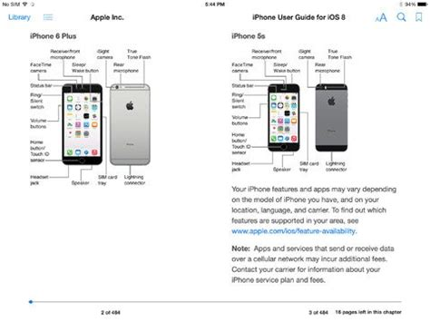 apples official iphone  ipad user guide  ios