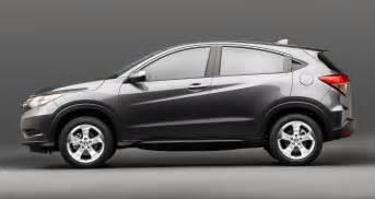 Honda Models 2015 Honda Hrv 2015 Compacto Automotiva