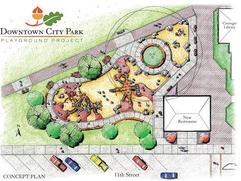 Kindergarten Floor Plan Layout by Rec Foundation