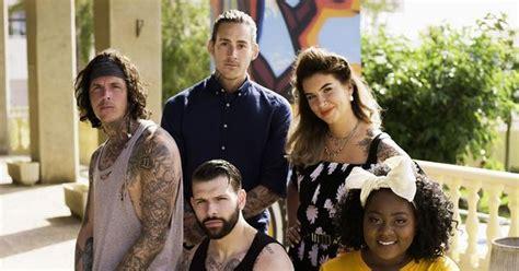 tattoo fixers uk cast tattoo fixers new series byfleet artist joins jay sketch
