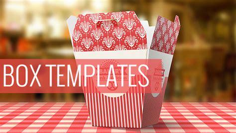 box templates  word  psd indesign format