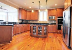 Light Brown Cabinets Kitchen 52 Enticing Kitchens With Light And Honey Wood Floors