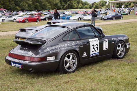 Porsche 964 Club by Highgatehouse Customer Car Porsche 964 Malcolm Jones