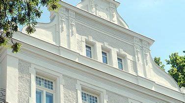 dachgesims profile kleine gesimskunde fassadengestaltung mit dachgesims