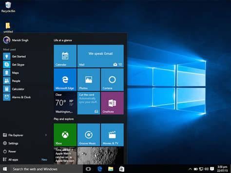 difference between windows 10 home vs windows 10 pro