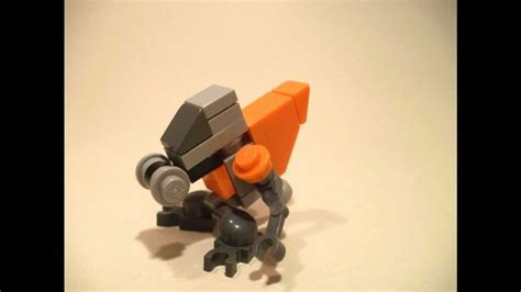 lego halo grunt tutorial youtube how to make lego halo 3 grunt minor youtube
