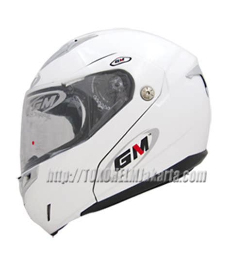 Helm Gm Modular Integra Solid Toko Helm Jakarta