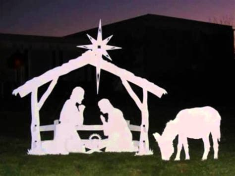 outdoor nativity sets for sale outdoor christmas
