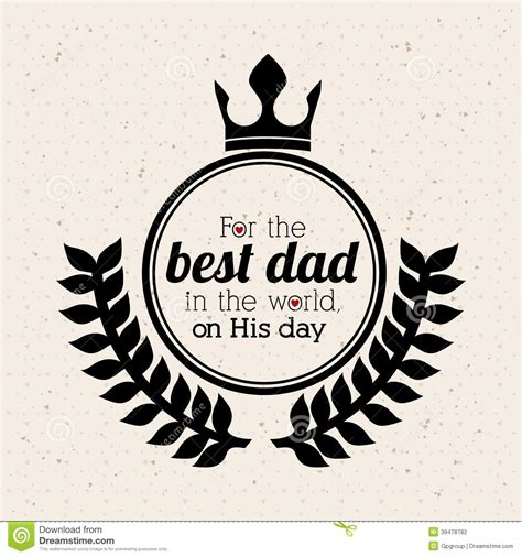 s day designs fathers day design stock vector image 39478782