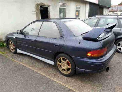 1995 subaru impreza wrx sti for sale subaru 1995 impreza wrx with sti spec car for sale