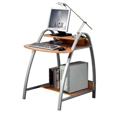pc tisch schmal sixbros computertisch computerschreibtisch b 252 rotisch