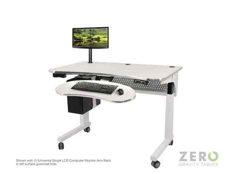 Zero Gravity Computer Desk 9 Best Images About Zero Gravity Tables Single Monitor On Home The O Jays And Desks
