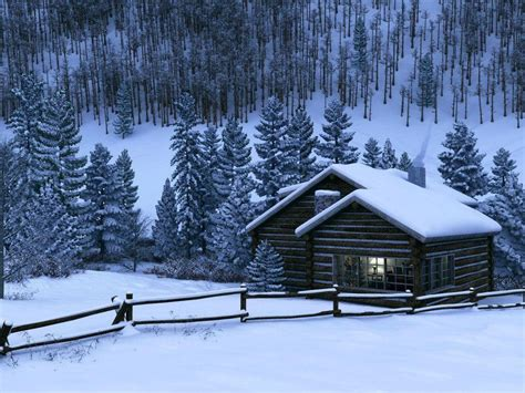 winter cabin winter cabin wallpapers wallpaper cave