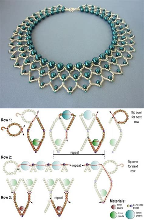 bead jewelry patterns best seed bead jewelry 2017 free beading pattern for
