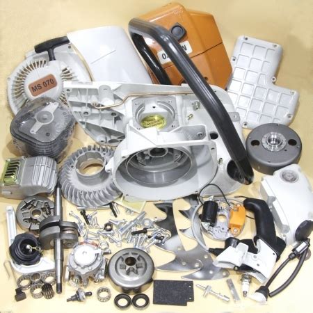 Complete Repair Parts For Stihl 070