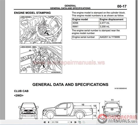 technology news otohui mitsubishi triton l200 workshop manual 2006 2013 mitsubishi l200 workshop manual idea di immagine auto