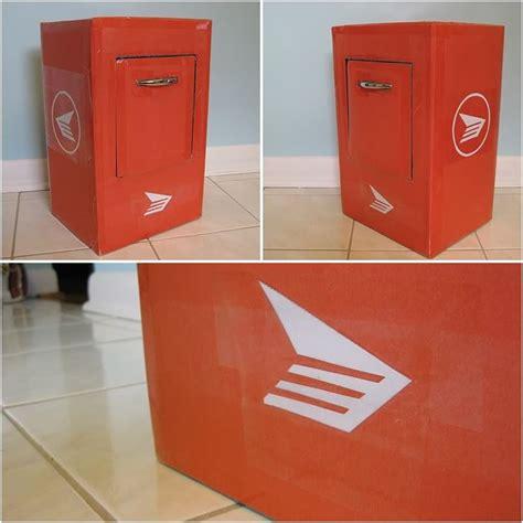 How To Make Post Box With Chart Paper - cassette postali oggetti per la casa cassetta postale