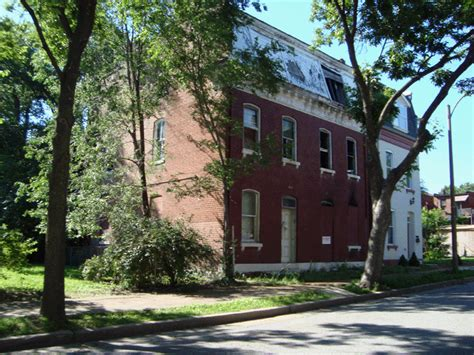 Detox Building Program St Louis Mo by St Louis Neighborhood Development Benton Park