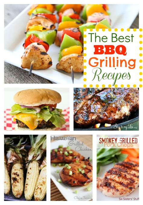best bbq ideas up the grill bbq recipes skip to my lou