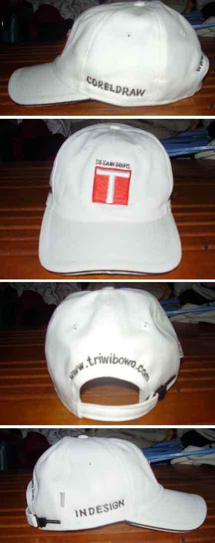 Topi Huruf O Hitam Keren my new cap my new identitiy 2 tri wibowo