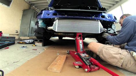 where to put the st levels performance fmic install on focus st youtube