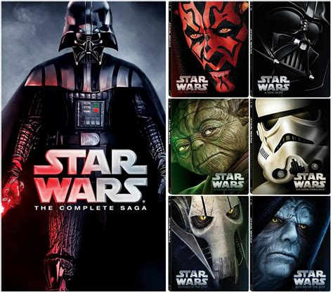 saga of the sw get ready for the release of star wars the force awakens