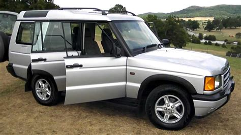 2001 land rover discovery td5 review 2001 land rover discovery td5 review auto cars