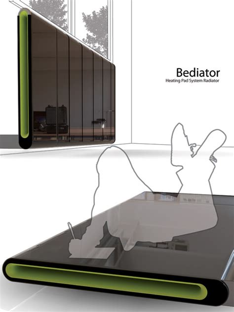 awesome bedroom gadgets a hot bed yanko design
