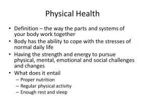 body biography definition chapter 1 what is health ppt video online download